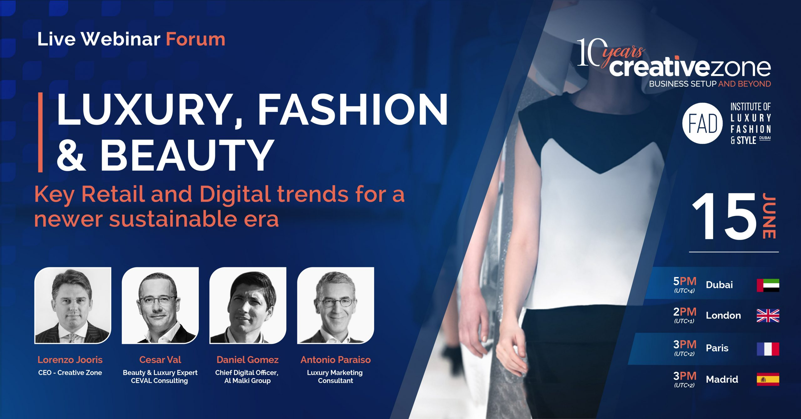 Creative Zone - Luxury, Fashion, & Beauty: Key Retail & Digital Trends for a Newer Sustainable Era