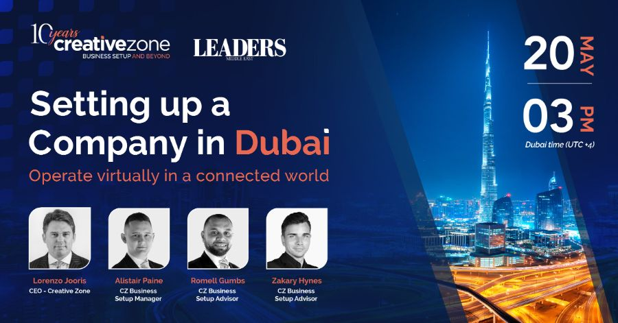 Setting Up A Company In Dubai: Operate Virtually in a Connected World